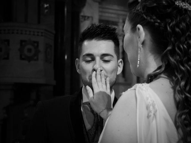 La boda de Kevin y Bibiana en Fuenlabrada, Madrid 23