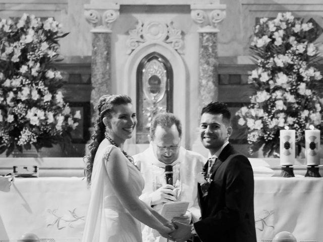 La boda de Kevin y Bibiana en Fuenlabrada, Madrid 24