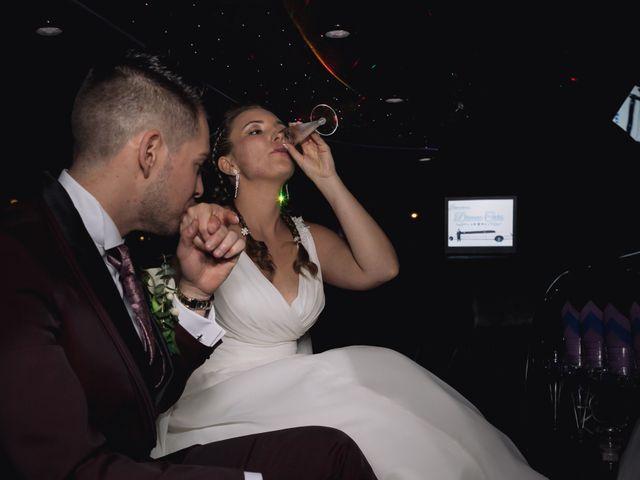 La boda de Kevin y Bibiana en Fuenlabrada, Madrid 27