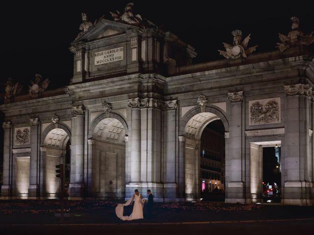 La boda de Kevin y Bibiana en Fuenlabrada, Madrid 28