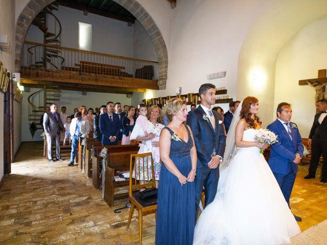 La boda de Alberto y Beatriz en Gorraiz, Navarra 33