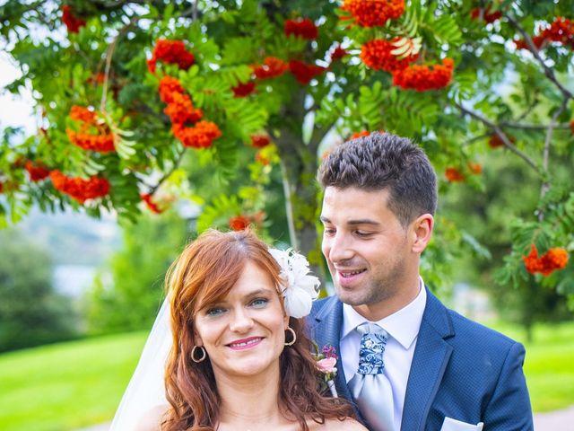 La boda de Alberto y Beatriz en Gorraiz, Navarra 43