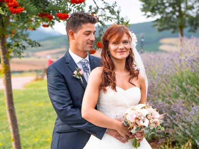 La boda de Alberto y Beatriz en Gorraiz, Navarra 45