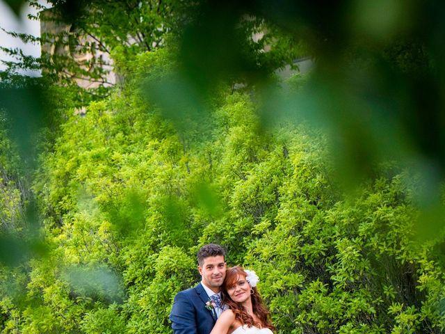 La boda de Alberto y Beatriz en Gorraiz, Navarra 46