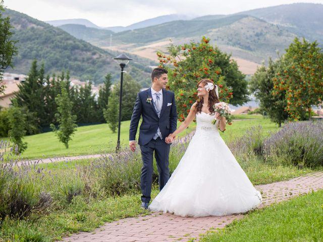 La boda de Alberto y Beatriz en Gorraiz, Navarra 47