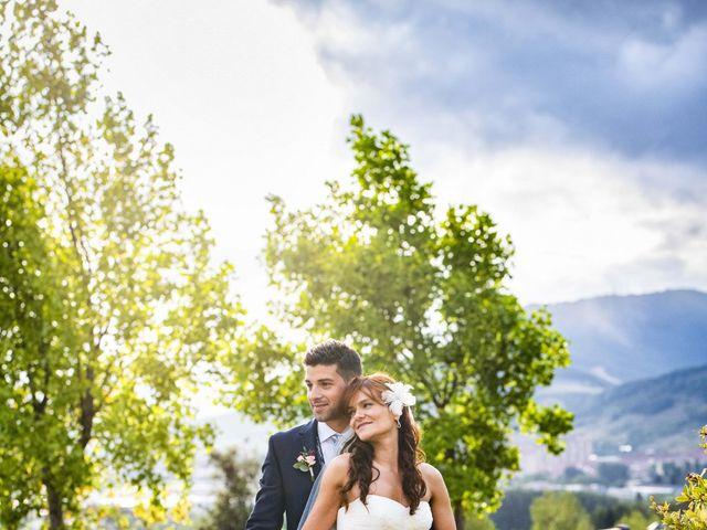 La boda de Alberto y Beatriz en Gorraiz, Navarra 54