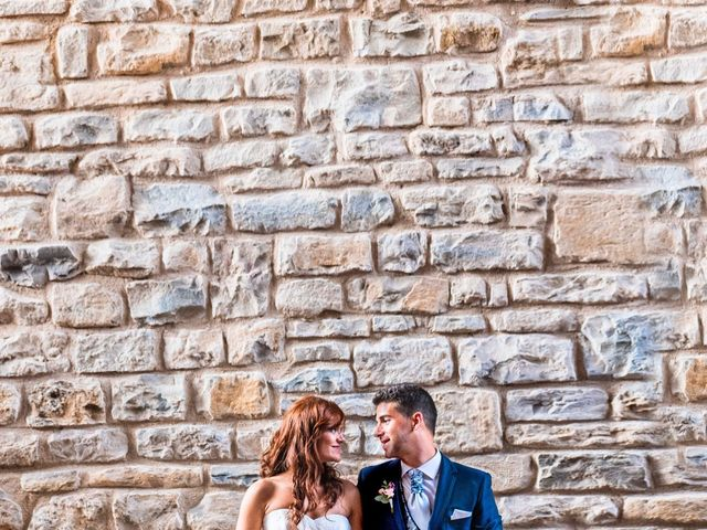 La boda de Alberto y Beatriz en Gorraiz, Navarra 56