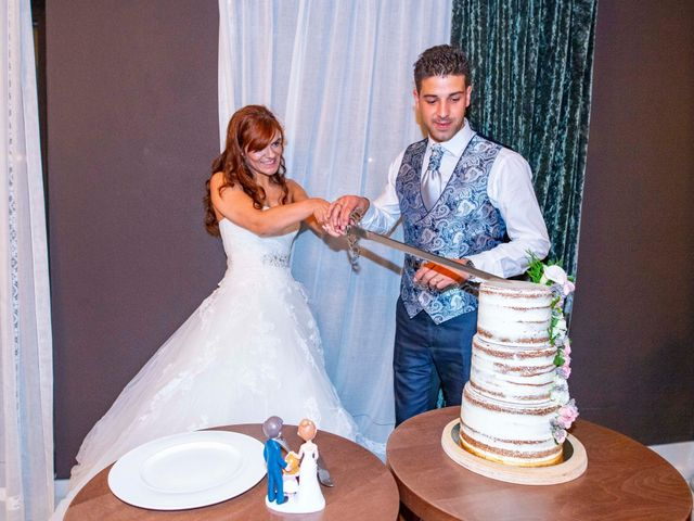 La boda de Alberto y Beatriz en Gorraiz, Navarra 62