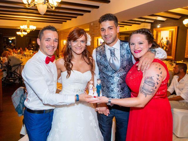 La boda de Alberto y Beatriz en Gorraiz, Navarra 65