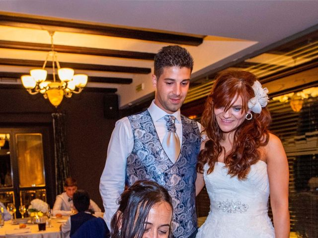 La boda de Alberto y Beatriz en Gorraiz, Navarra 66