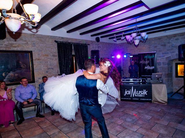 La boda de Alberto y Beatriz en Gorraiz, Navarra 70