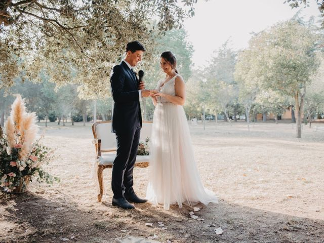 La boda de Sonia y Nani en Llagostera, Girona 34