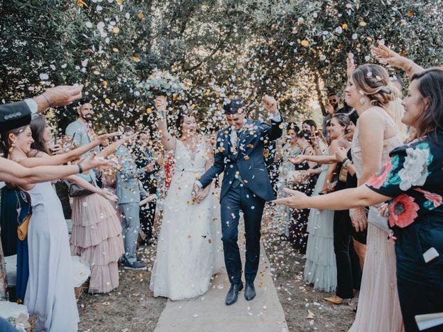 La boda de Sonia y Nani en Llagostera, Girona 35