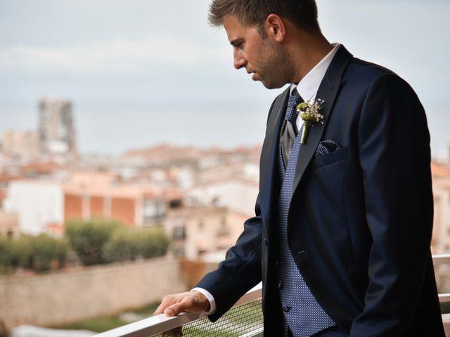 La boda de Núria y Roger en Sant Andreu De Llavaneres, Barcelona 4