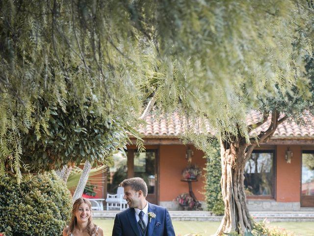 La boda de Núria y Roger en Sant Andreu De Llavaneres, Barcelona 19