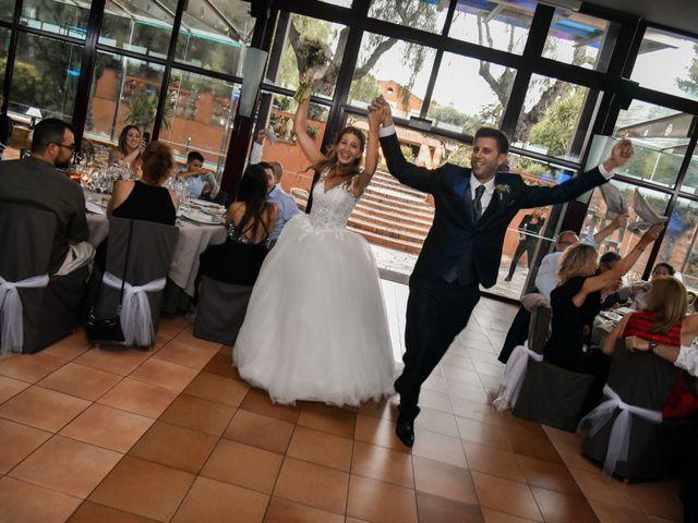 La boda de Núria y Roger en Sant Andreu De Llavaneres, Barcelona 22