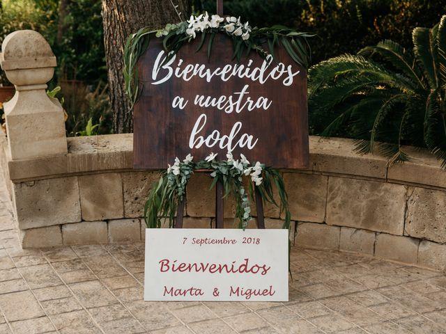 La boda de Miguel y Marta en Alacant/alicante, Alicante 59