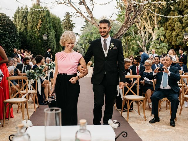 La boda de Miguel y Marta en Alacant/alicante, Alicante 66