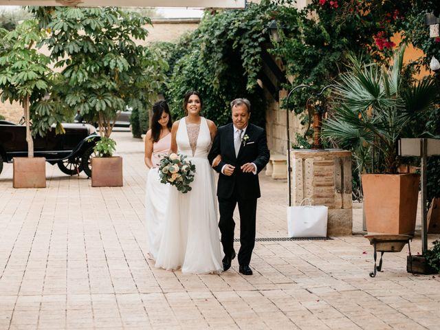 La boda de Miguel y Marta en Alacant/alicante, Alicante 67