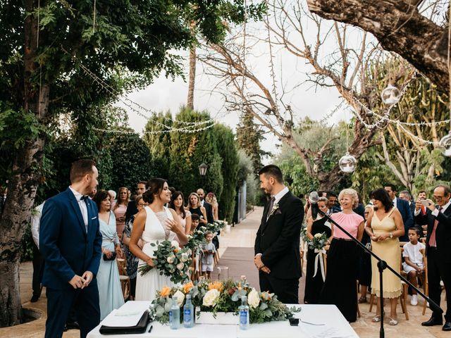 La boda de Miguel y Marta en Alacant/alicante, Alicante 72