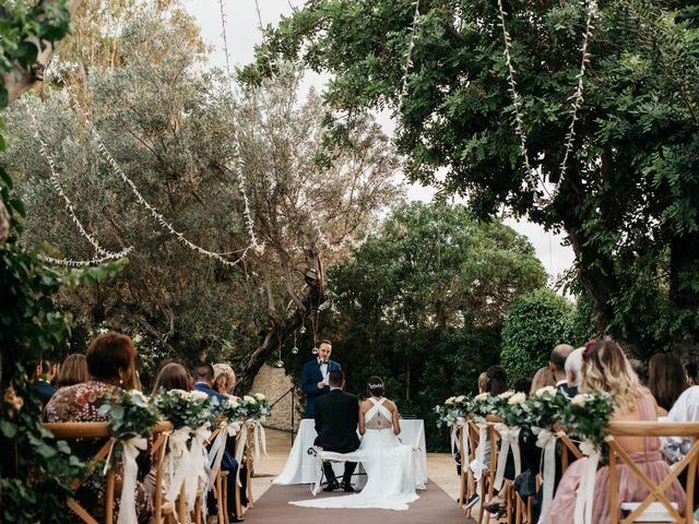 La boda de Miguel y Marta en Alacant/alicante, Alicante 75