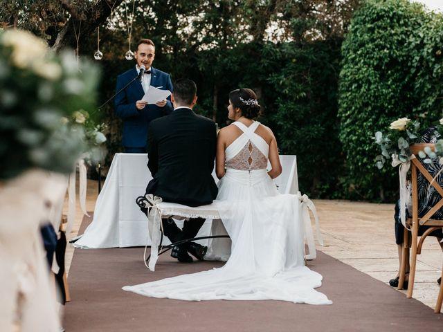 La boda de Miguel y Marta en Alacant/alicante, Alicante 76