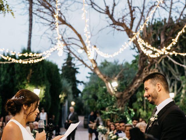 La boda de Miguel y Marta en Alacant/alicante, Alicante 86