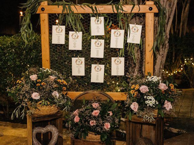 La boda de Miguel y Marta en Alacant/alicante, Alicante 92