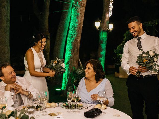 La boda de Miguel y Marta en Alacant/alicante, Alicante 96
