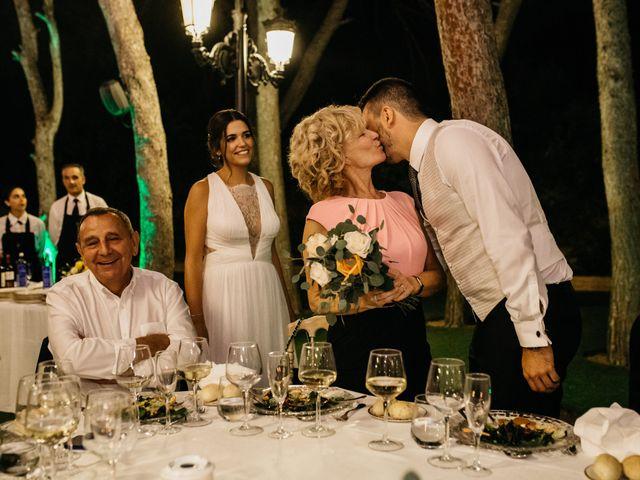 La boda de Miguel y Marta en Alacant/alicante, Alicante 100