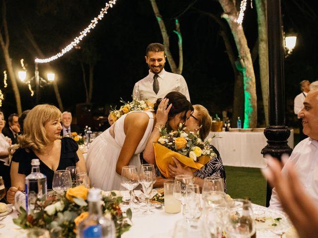 La boda de Miguel y Marta en Alacant/alicante, Alicante 101
