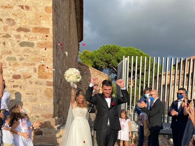 La boda de Dani y Alba en Terrassa, Barcelona 12