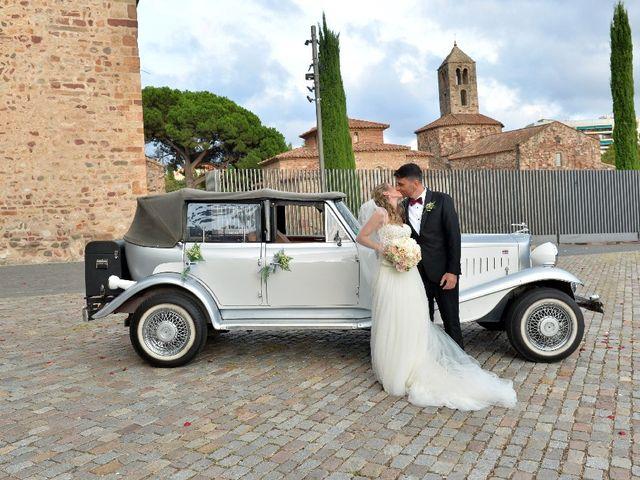 La boda de Dani y Alba en Terrassa, Barcelona 44