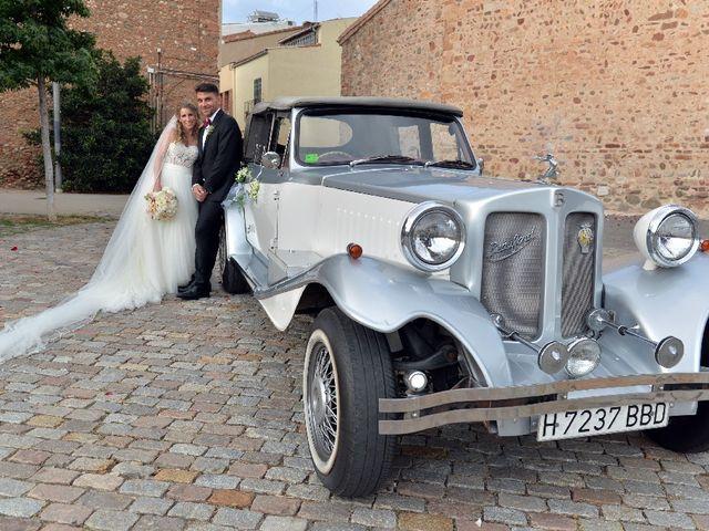 La boda de Dani y Alba en Terrassa, Barcelona 45