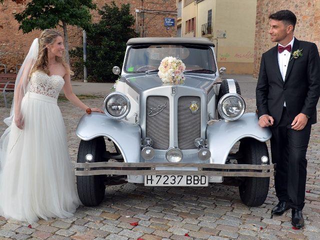 La boda de Dani y Alba en Terrassa, Barcelona 46