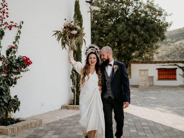 La boda de Rocío y David en Orba, Alicante 3