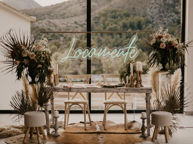 La boda de Rocío y David en Orba, Alicante 8
