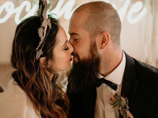La boda de Rocío y David en Orba, Alicante 10