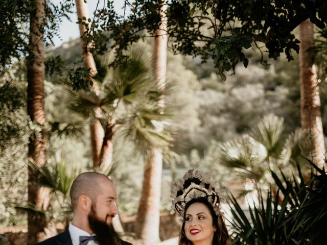 La boda de Rocío y David en Orba, Alicante 23