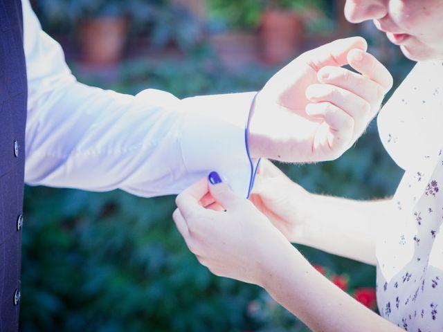 La boda de Diego y Laura en Coca, Segovia 7