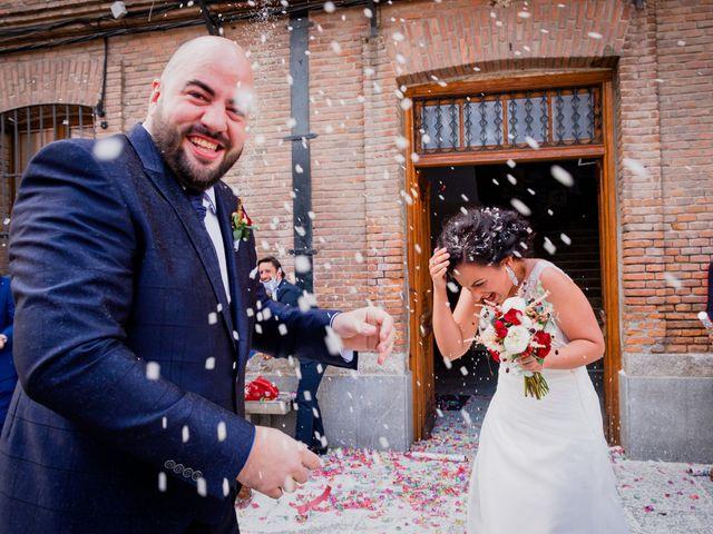 La boda de Diego y Laura en Coca, Segovia 14
