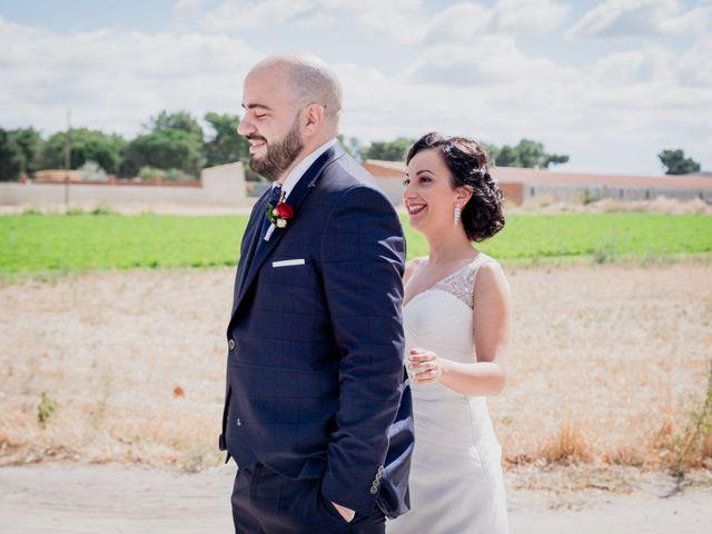 La boda de Diego y Laura en Coca, Segovia 16