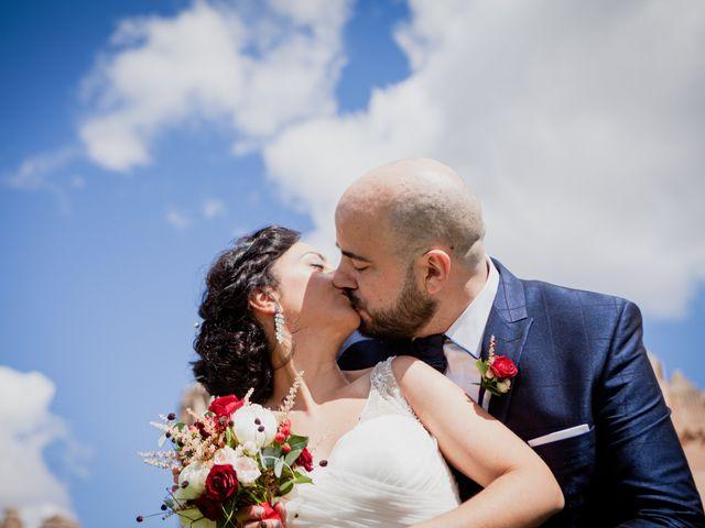 La boda de Diego y Laura en Coca, Segovia 19