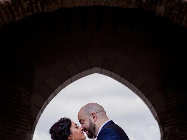 La boda de Diego y Laura en Coca, Segovia 20