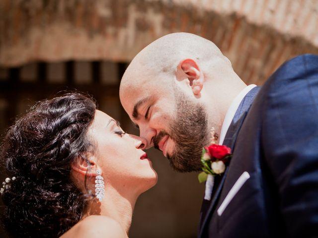 La boda de Diego y Laura en Coca, Segovia 21