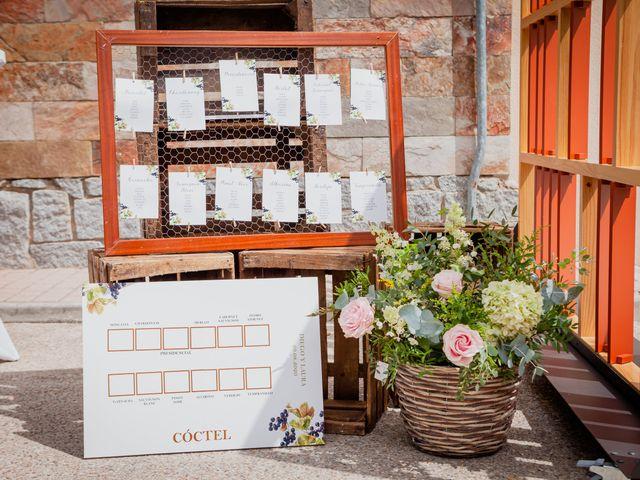 La boda de Diego y Laura en Coca, Segovia 26