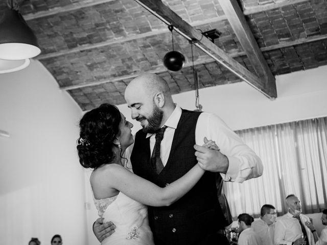 La boda de Diego y Laura en Coca, Segovia 32
