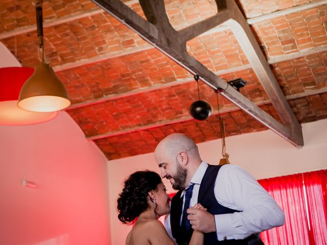 La boda de Diego y Laura en Coca, Segovia 33