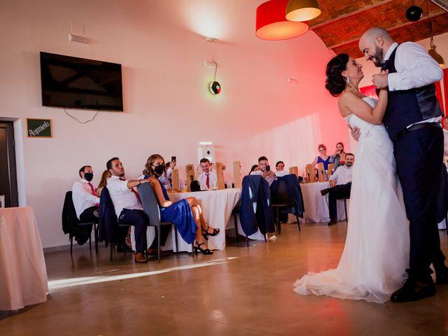 La boda de Diego y Laura en Coca, Segovia 34