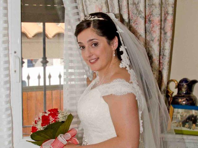 La boda de Samuel y Ana en Alameda De La Sagra, Toledo 3